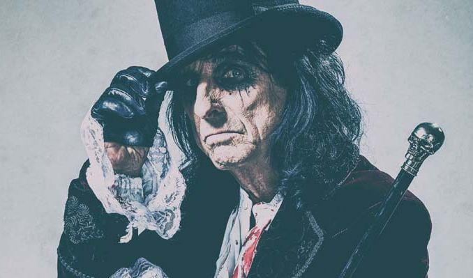 Alice Cooper tickets at Broward Center for the Performing Arts in Ft. Lauderdale