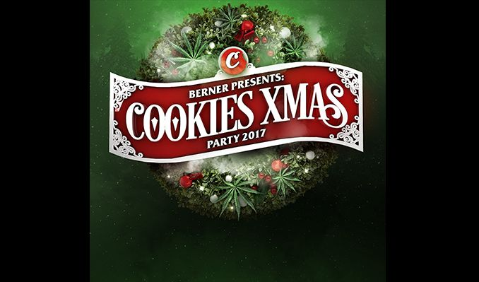 BERNER PRESENTS: COOKIES XMAS PARTY 2017 | Viva La Hip Hop