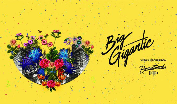 Big Gigantic tickets at The Warfield in San Francisco