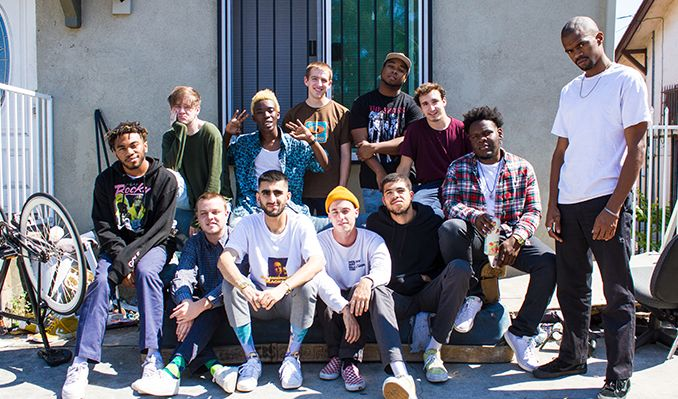 BROCKHAMPTON tickets at Rams Head Live! in Baltimore