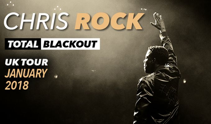 Chris Rock Tickets At The O2 In London
