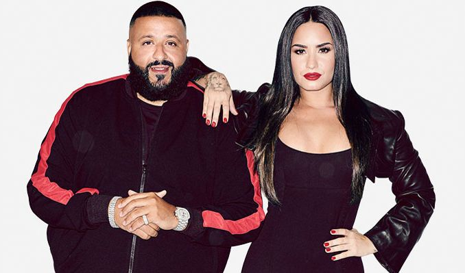 Image result for demi lovato and dj khaled
