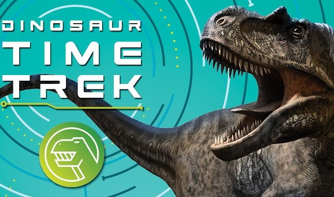 Dinosaur Time Trek tickets at Colorado Convention Center in Denver