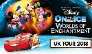 Disney On Ice presents Worlds of Enchantment tickets at BHGE Aberdeen Arena, Aberdeen
