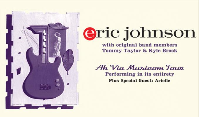 Eric Johnson tickets at City National Grove of Anaheim in Anaheim