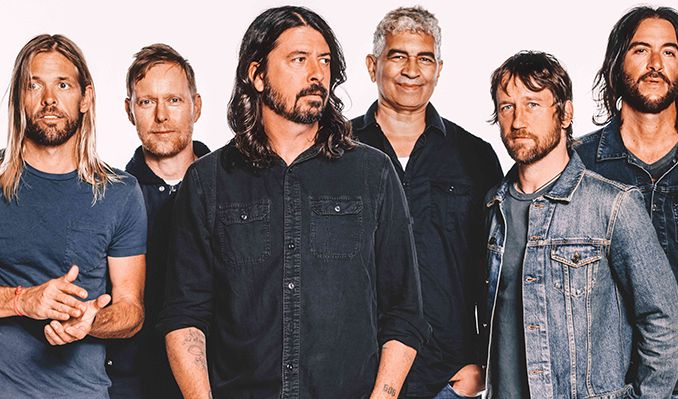 Foo Fighters tickets at Rocket Mortgage FieldHouse, Cleveland