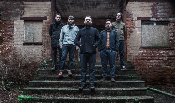 Frightened Rabbit tickets at The Sinclair, Cambridge
