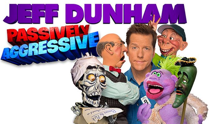 Jeff Dunham: Passively Aggressive tickets at 1STBANK Center in Broomfield