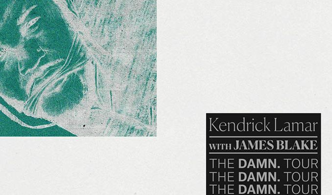 Kendrick Lamar tickets at The O2 in London