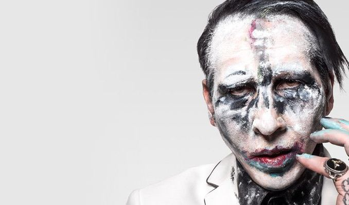 Marilyn Manson tickets at Arvest Bank Theatre at The Midland in Kansas City