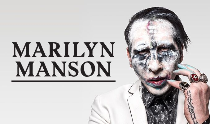 Marilyn Manson tickets at Rams Head Live! in Baltimore