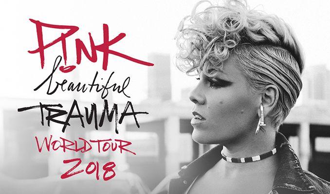 P Nk Beautiful Trauma World Tour Tickets In San Diego At