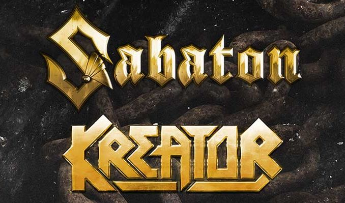 Sabaton & Kreator tickets at The Truman in Kansas City