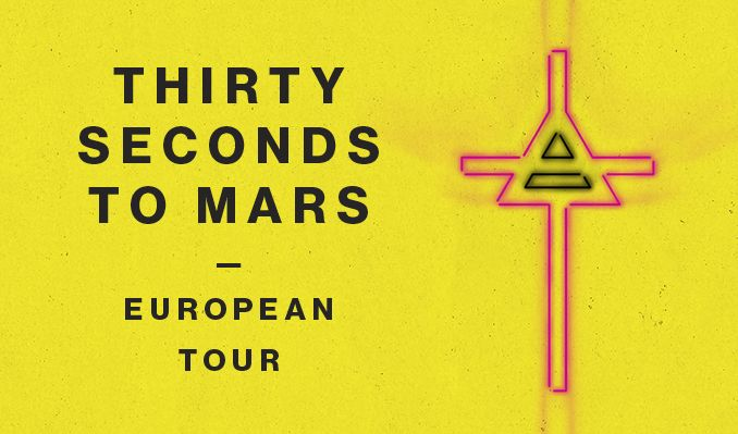 Thirty Seconds To Mars tickets in Stockholm at ANNEXET ...