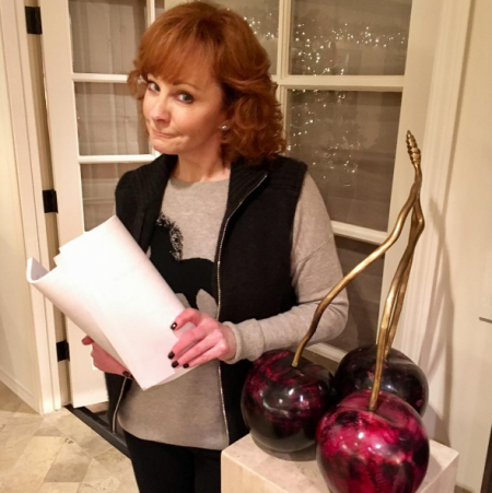 Reba McEntire readies new TV show on ABC.