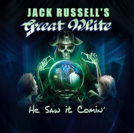 Interview: Jack Russell discusses new Jack Russell's Great White album, 'He Saw it Comin'