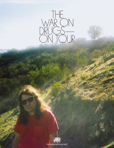 The War On Drugs will be touring North America, United Kingdom and Europe this fall in support of their upcoming studio album, which has yet