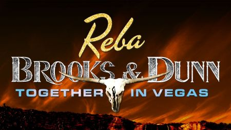 Reba and Brooks & Dunn add falls dates to Together In Vegas residency at the Colosseum at Caesars Palace