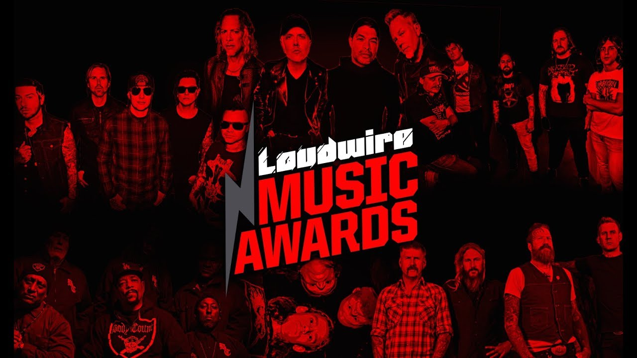 Complete list of 2017 Loudwire Music Awards nominees