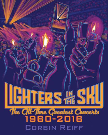 Uproxx Editor Corbin Reiff chats about his new concert book 'Lighters In The Sky'