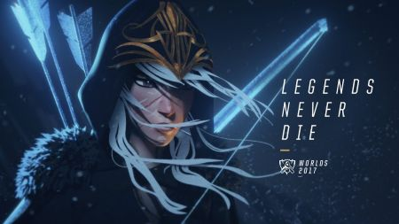 Riot releases animated video 'Legends Never Die' during League of Legends World Championships
