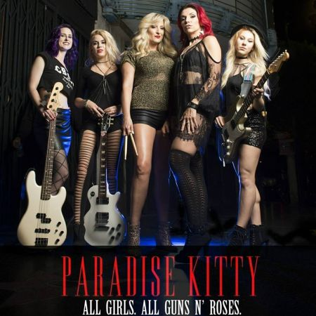 Interview: Jenna Syde and Rachel Rine discuss all-female Guns N' Roses tribute band, Paradise Kitty