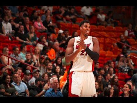 Hassan Whiteside nearing return for Miami Heat
