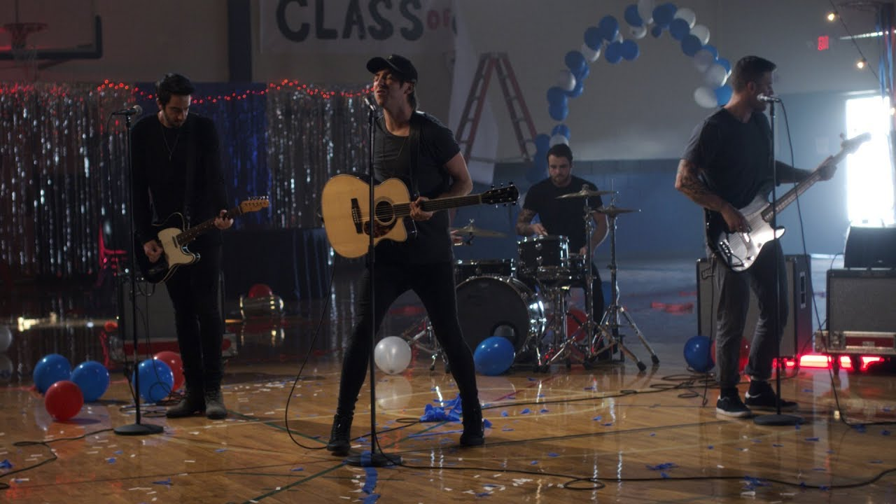 All Time Low shares powerful message with 'Good Times' video