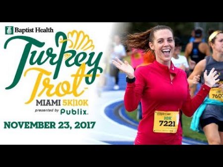 Turkey trots and Thanksgiving parades in Miami and Ft. Lauderdale 2017