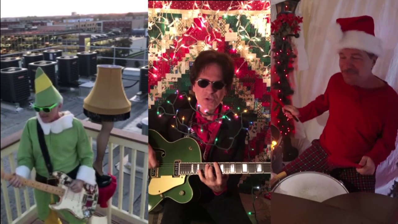 First look: See The Weeklings first Yuletide song, 'Revolution Wonderland,' a rockin' Beatles-influenced Christmas mash-up