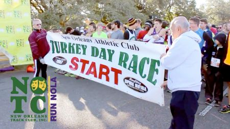 Turkey trots and Thanksgiving parades in New Orleans 2017