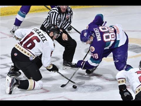 Thomas Frazee named ECHL Player of the Week