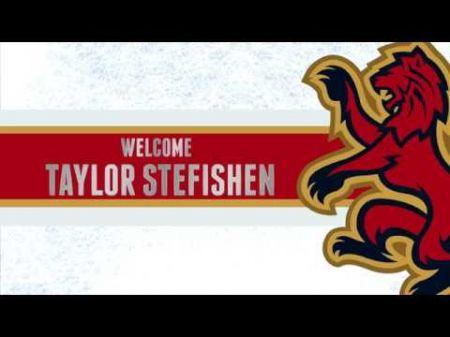 Atlanta Gladiators sign left winger Taylor Stefishen
