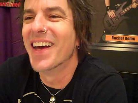 Skid Row's Rachel Bolan helps round out amazing Spooky Empire weekend (interview)