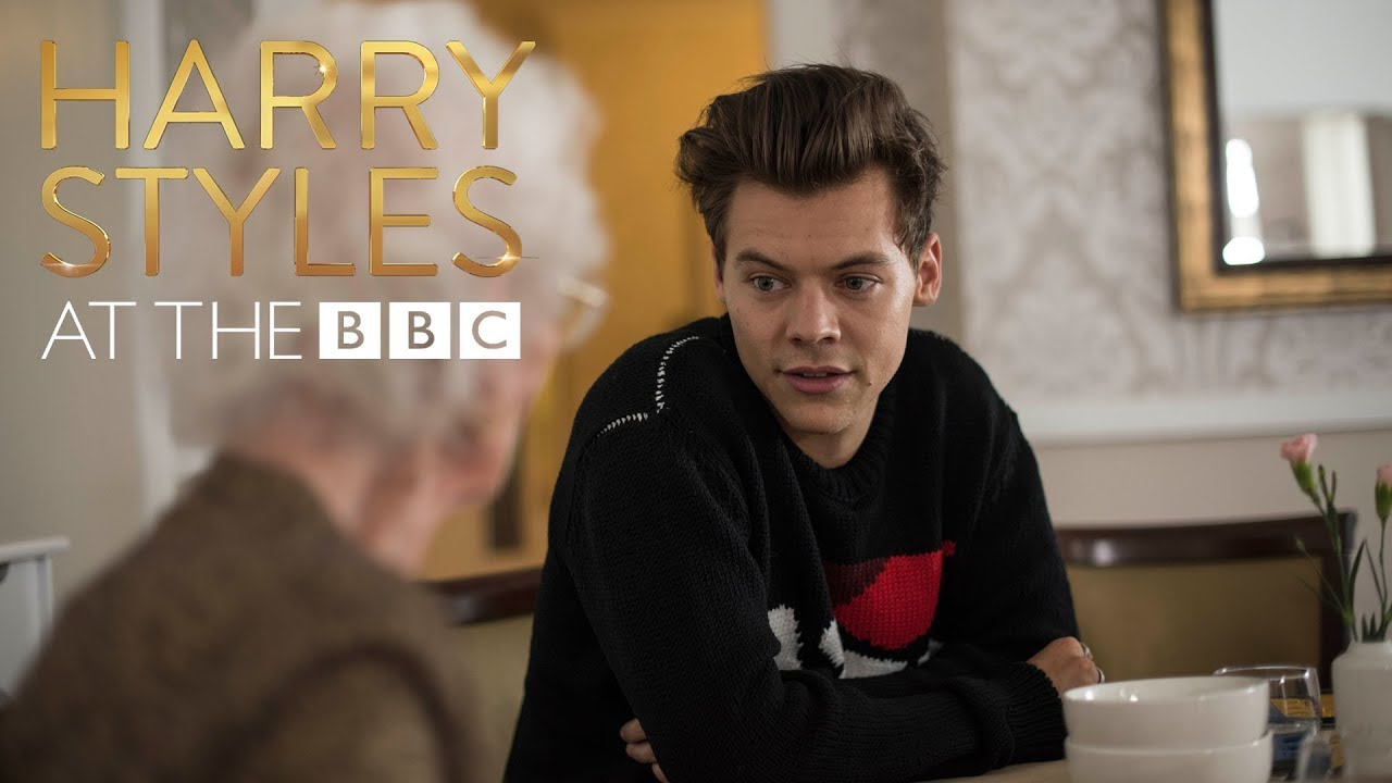 Watch: Harry Styles rocks at Bingo calling, but can't give his album away