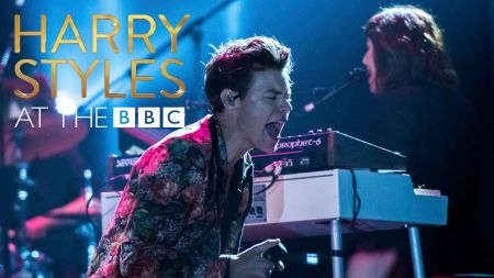 Watch: Harry Styles performs 'Carolina,' covers 'Girl Crush' on 'Harry Styles At The BBC'