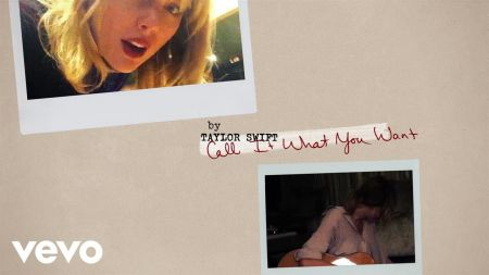 Watch: Taylor Swift drops upbeat new lyric video for 'Call It What You Want'