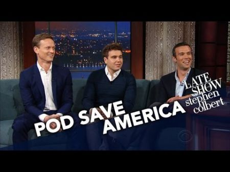 Pod Saves America heading to Arlington Theatre in December