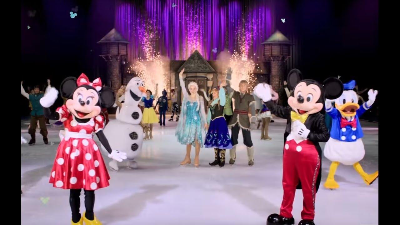 Disney on Ice\'s \'The Wonderful World of Disney\' to skate into ...