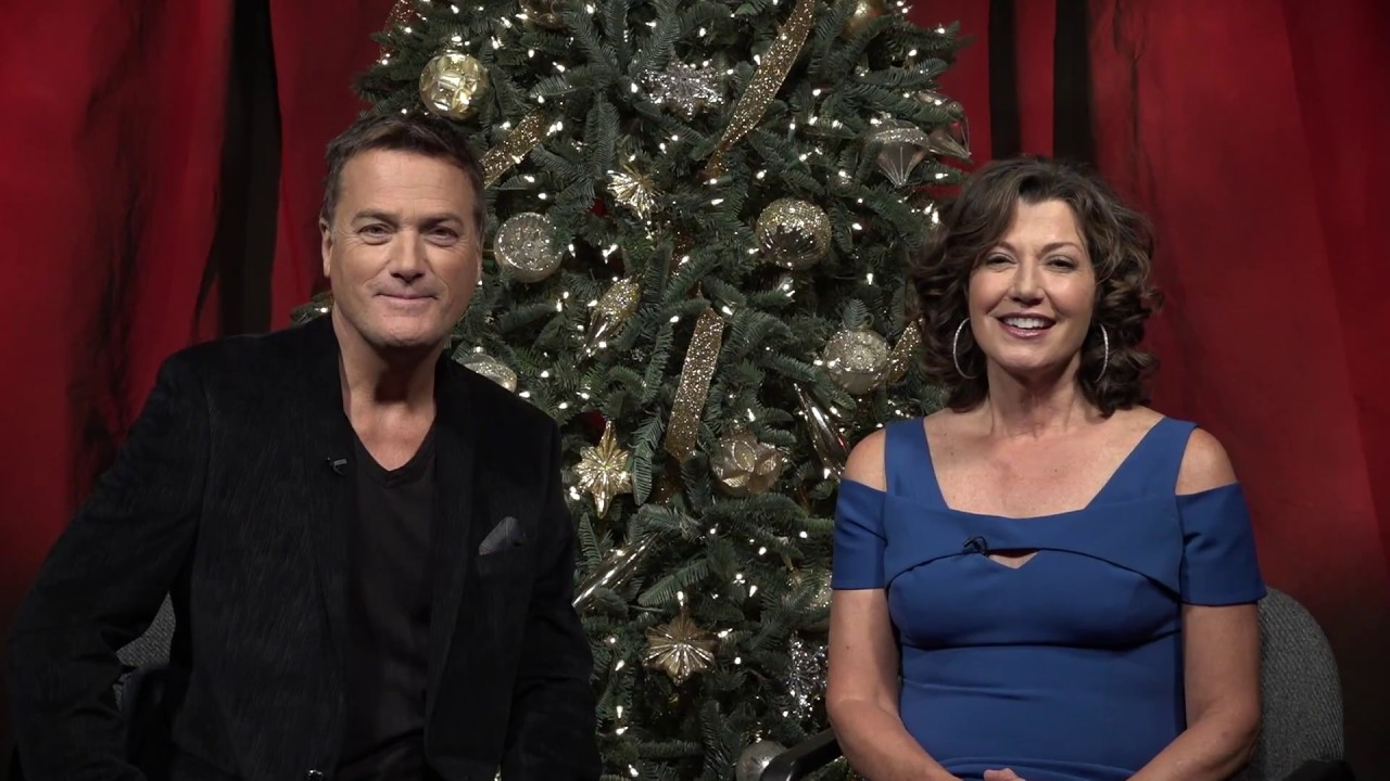 Amy Grant & Michael W. Smith to celebrate Christmas with the Georgia Symphony Orchestra at Atlanta's Infinite Energy Arena
