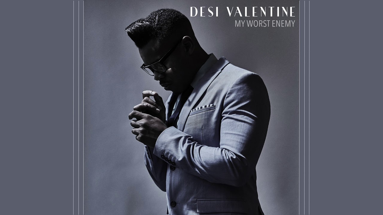 Interview: Pop singer Desi Valentine talks about single 'My Worst Enemy' and says full album coming next year