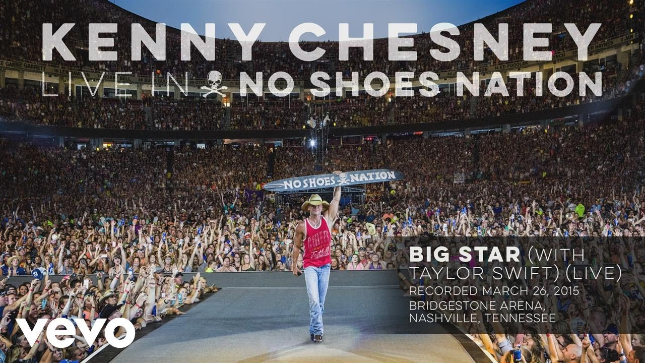Kenny Chesney on track for eighth No. 1 album, Kelly Clarkson trailing behind