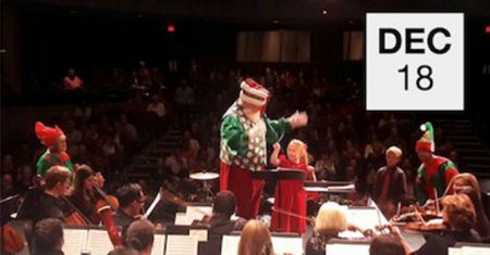 Gwinnett Symphony Orchestra and Chorus 'Let There Be Peace on Earth'