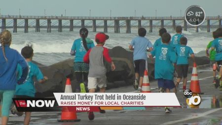 Turkey trots and Thanksgiving parades in San Diego 2017