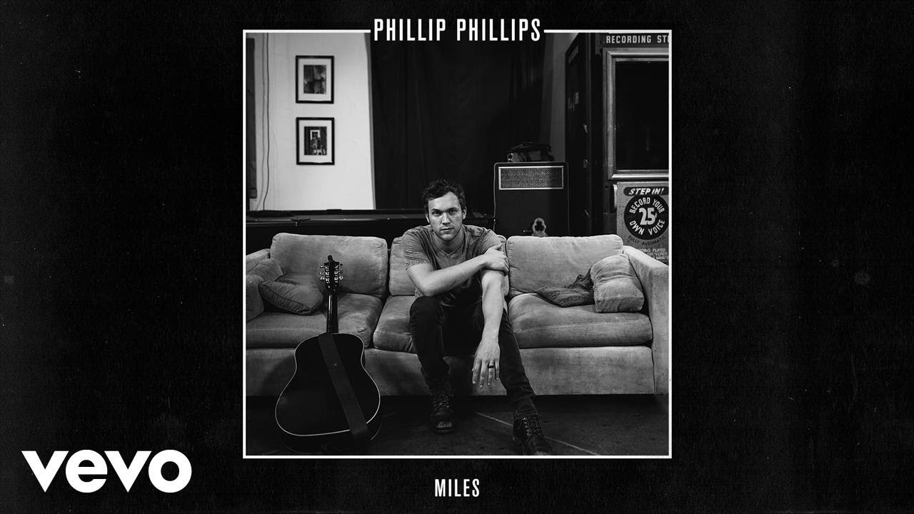 Phillip Phillips announces 'Collateral' and 2018 tour
