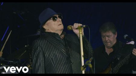 Van Morrison to release new studio album 'Versatile' in December