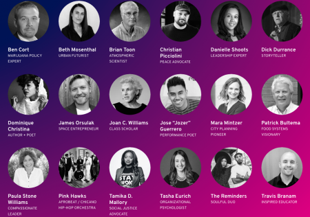 These inspired leaders will be holding court at TEDxMileHigh: Wonder