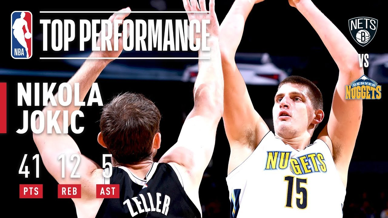 Nikola Jokic key to Denver Nuggets' success