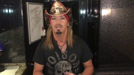 Bret Michaels will release his own version of 'Jingle Bells'
