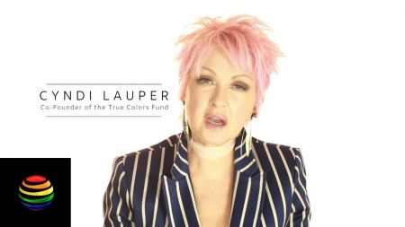 AT&T joins Cyndi Lauper to support LGBTQ youth, host Home for the Holidays Benefit Concert